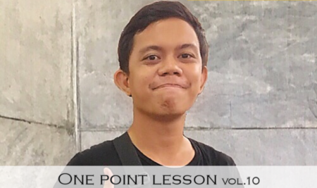 """One point lesson 10 