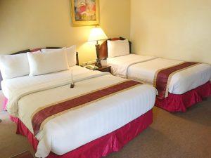 セブ・サロッサホテル(Sarrosa International hotel)デラックスルームご宿泊プラン