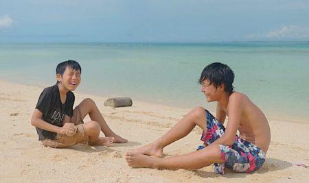 夏休み企画!大型船貸切パンダノン島ツアー