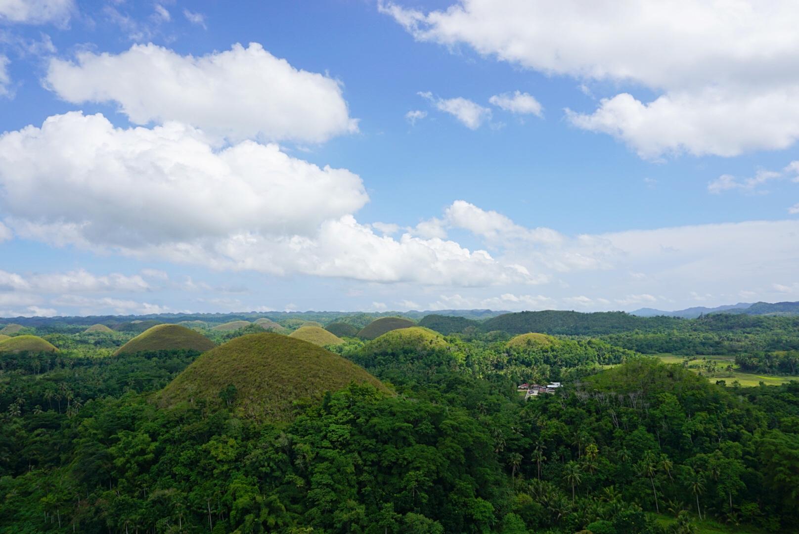 Bohol Island Chocolate Hills