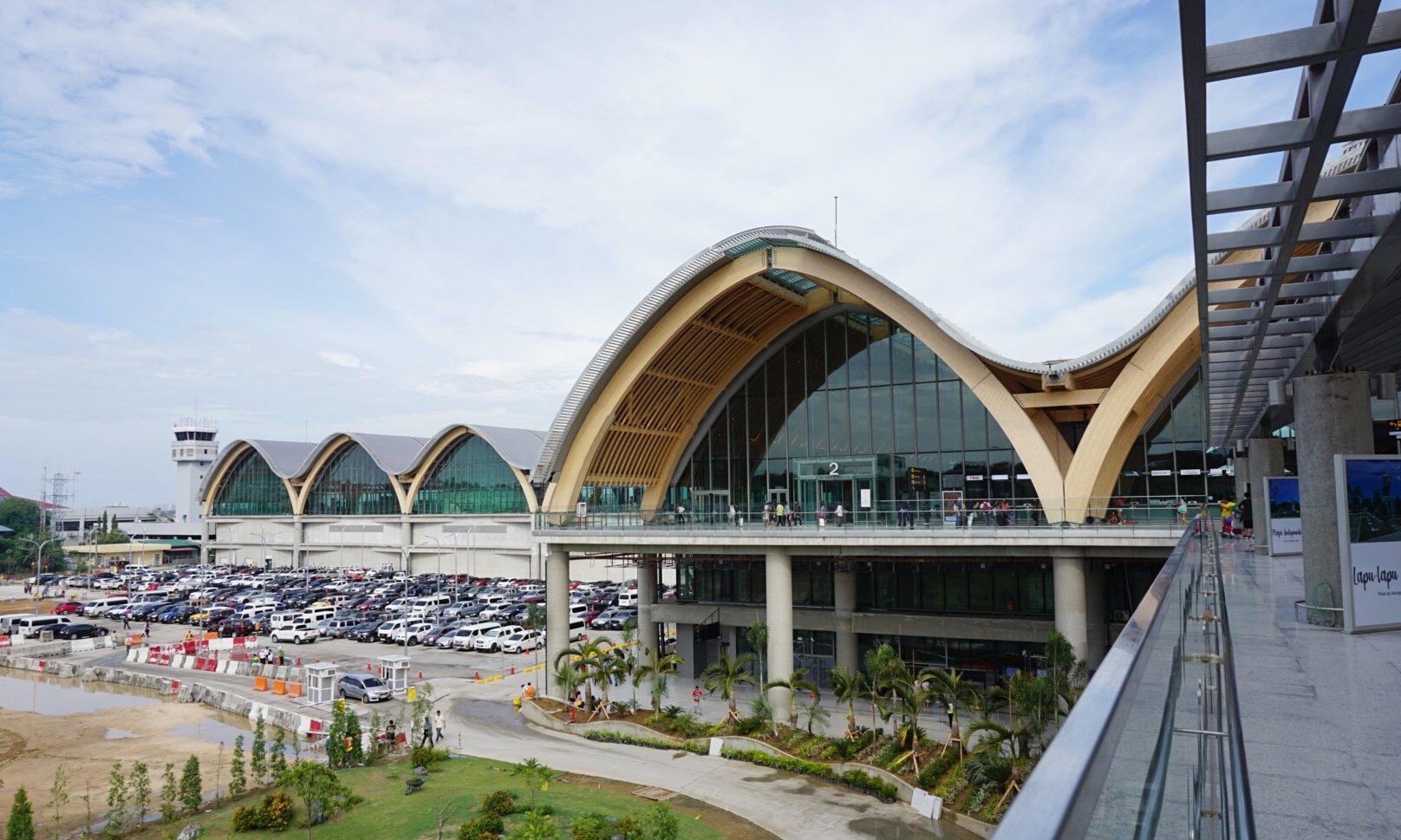 セブ・マクタン空港の新ターミナルオープン