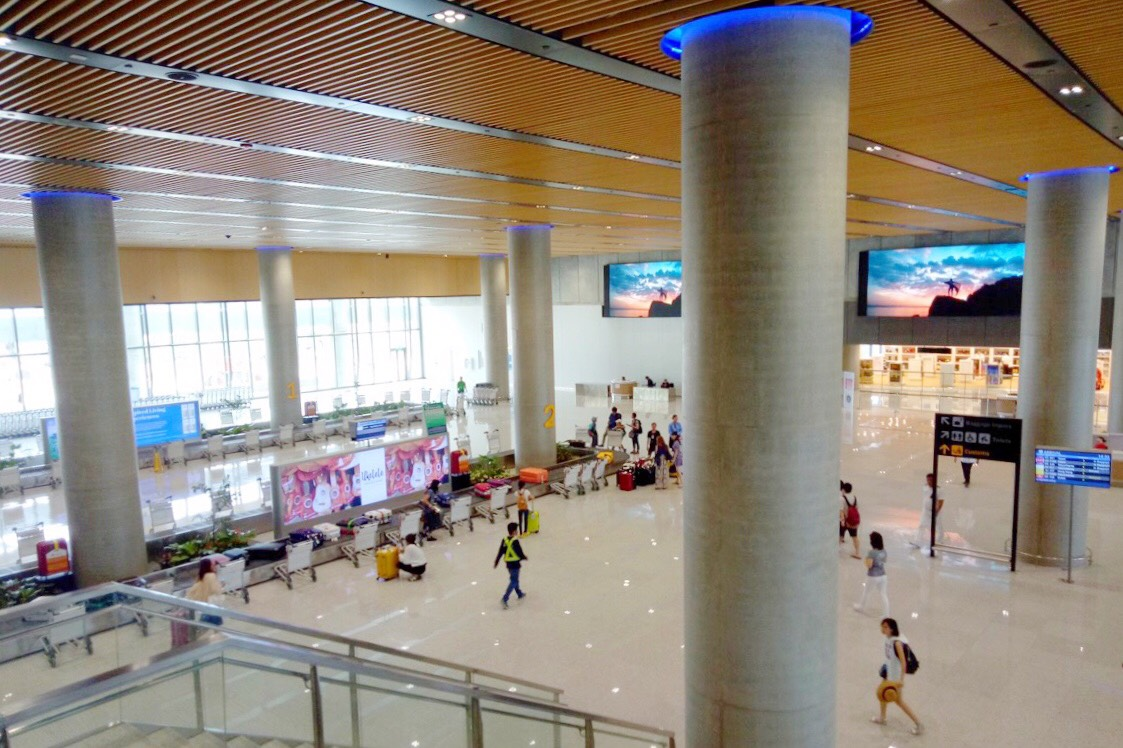 Mactan Airport / Opened in July 2018