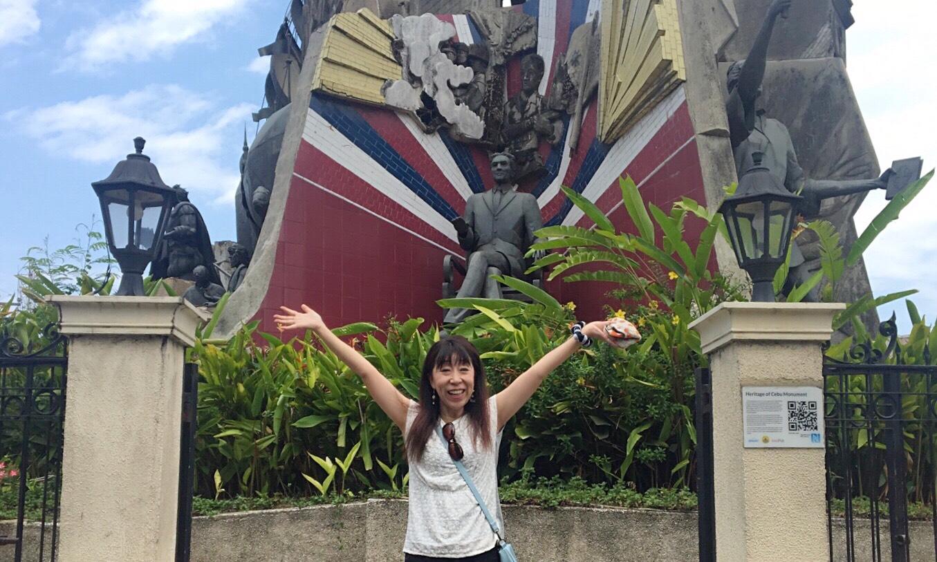 小林香代子さんの夏休みのセブ島英語留学