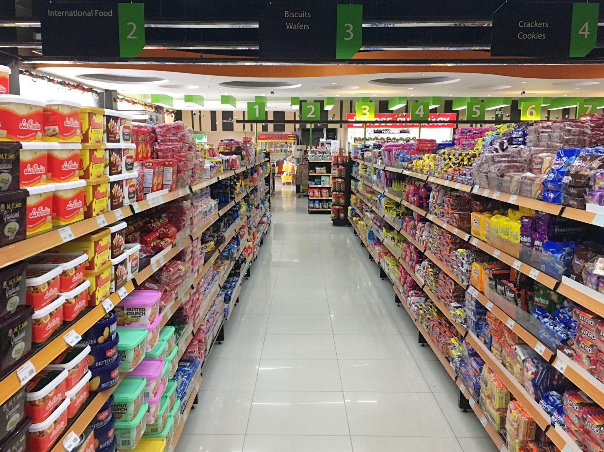 セブ島親子留学のタカハリイングリッシュアカデミー!スーパーマーケットfooda(フーダ)