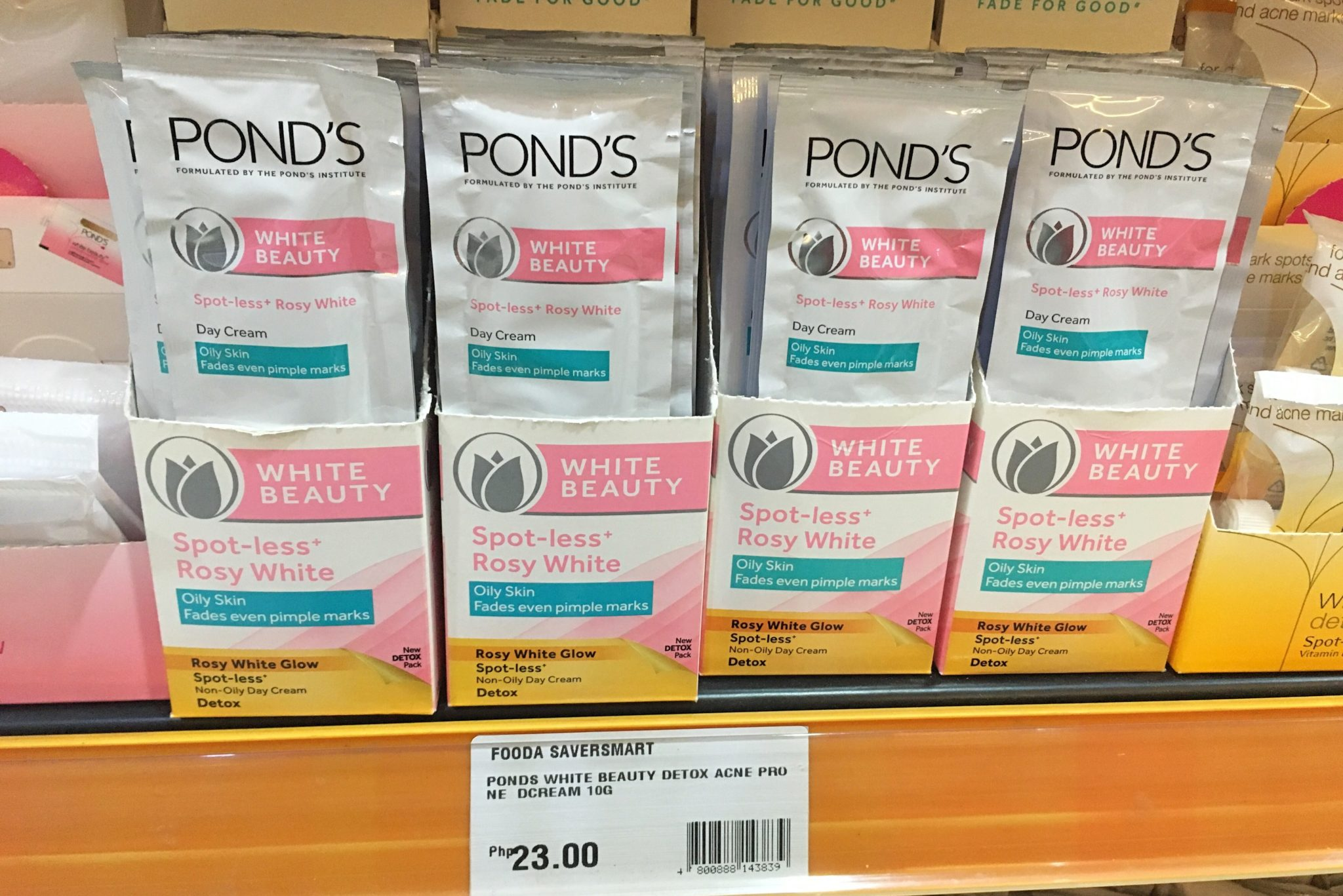 Takahari English Academy for Parents and Students in Cebu Island! PONDS (Pons) Day Cream)