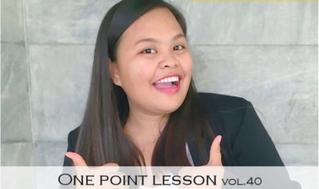 """One point lesson 40 