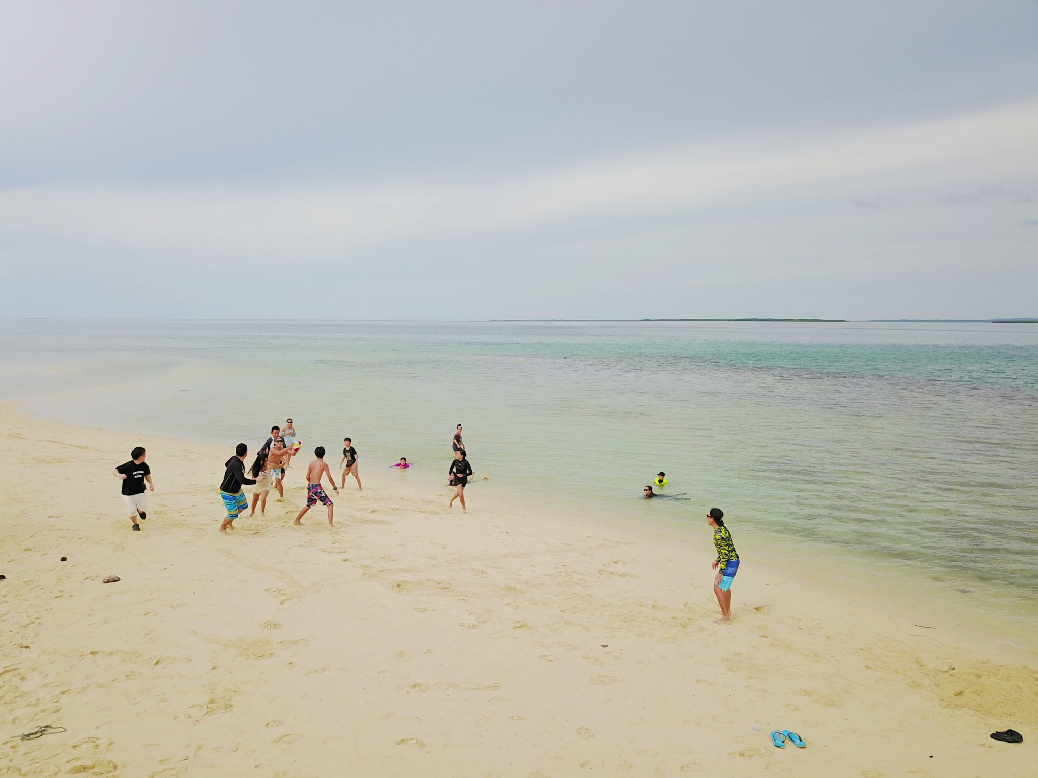 天国に一番近い島、パンダノン島